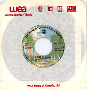 Front of Canadian Single