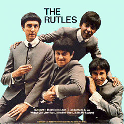 The Rutles 5 Track Promotional Ep