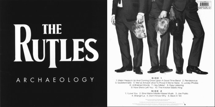 The Rutles Archaeology Lp